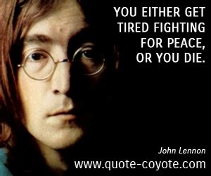 John Lennon Quotes Love And Peace