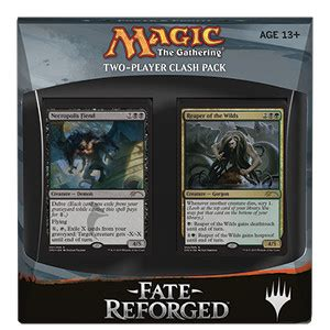 fate reforged 2 player clash pack magiccardmarket