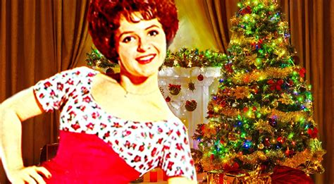 who sang rockin around the christmas tree get in the spirit with brenda s rockin around the chri country rebel