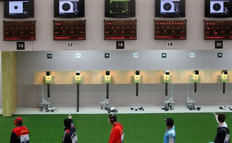 Tokyo Olympics 2021: Shooting events rifle, pistol, trap ...