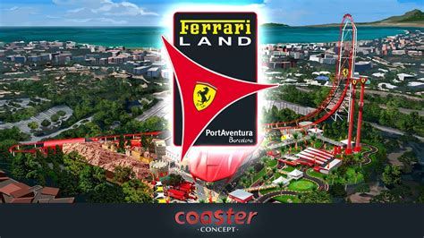 Portaventura World & Ferrari Land Youtube