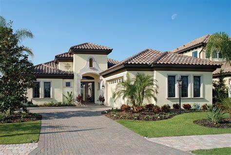 Home Design Florida by Florida Luxury Custom Home Design Plan Bardmoor 1172