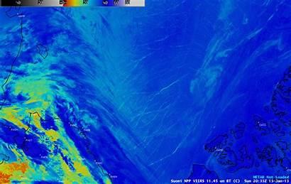 Arctic Ocean Ice Sea Ir Animation Npp