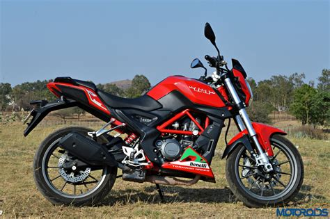 Benelli Tnt 25 Image by Benelli Tnt 25 India Review Quarter Litre Quandary