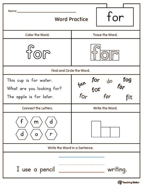 cvc words kindergarten worksheet  schematic