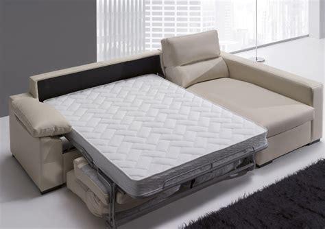 canape lit angle canapé lit d angle narcea couchage quotidien 140 cm