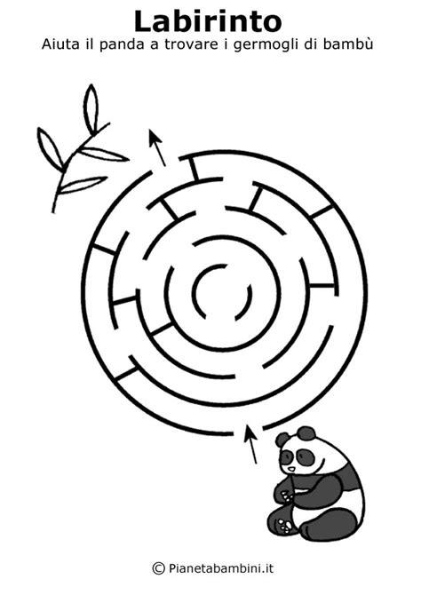 disegni di bambini di 5 anni labirinti da stare per bambini di 5 anni circa
