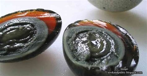 fascinating facts  century eggs