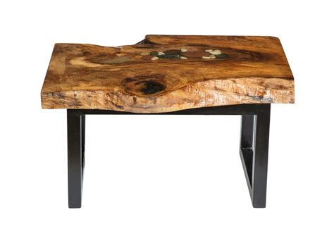 Our fair trade, organic, and shade grown coffee beans come from all over the world. Resin coffee walnut river rock table | Table, Home decor, Home
