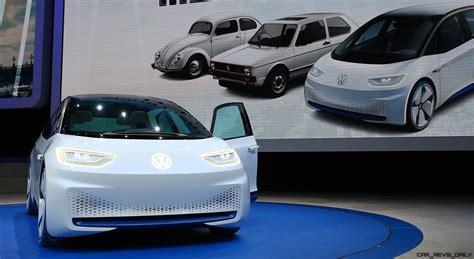 2016 Volkswagen Id Concept » Car-revs-daily.com