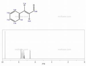6 Awesome 13c Nmr Cinnamaldehyde Images