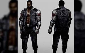 Mortal Kombat X Johnny Cage And Jax In New Leak Product