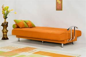 brenda orange sofa bed by kilim With kilim sofa bed