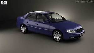 Opel Omega  B  Sedan 1999 By 3d Model Store Humster3d Com