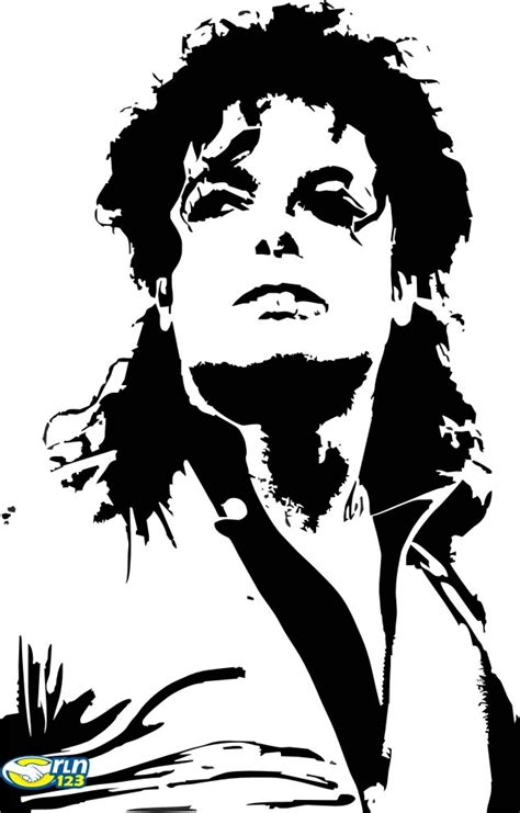 michael  rei  pop  imprimir  colorir desenhos
