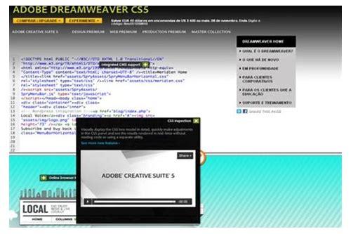 baixar dreamweaver cs6 ita macromedia
