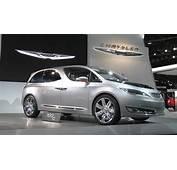 Best Future Car 2017 Chrysler Minivan  Cars