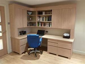 Home, Office, Built, In, Desk, Ideas