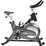 JLL IC300 PRO Indoor Cycling Exercise Bike, Direct Belt ...