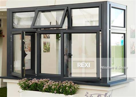 china aluminium casement window suppliers manufacturers factory price qingdao rexi