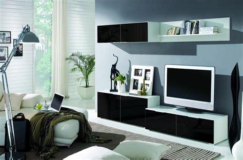 como decorar tu salon en blanco  negro