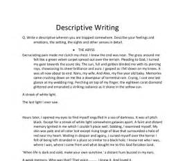 essay of describing a person a descriptive essay about music essay of describing a person