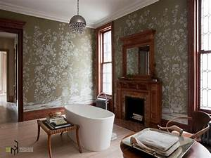 Tapeten Badezimmer Beispiele : moderne tapeten ~ Markanthonyermac.com Haus und Dekorationen