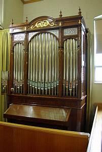 Holy Trinity Lutheran Church Para Road  Nuriootpa Organ