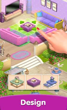 happy home design decor    apk mod money