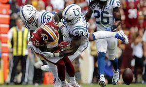 Indianapolis Colts Darius Leonard Is Player Of The Game