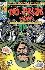 Marvel No-Prize Book (1983) comic books