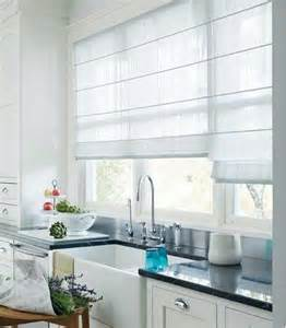 window treatment ideas for kitchens 20 beautiful window treatment ideas for kitchen and bathroom decorating shades