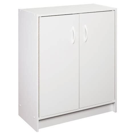 Closetmaid Cabinets White - closetmaid storage cabinet white target