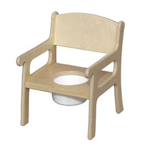 The Potty Chair by Wooden Potty Chair Potty Concepts