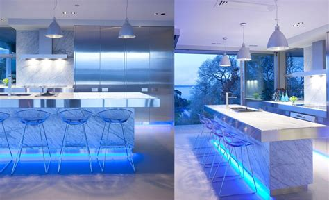 30 Beautiful Blue Kitchens To Brighten Your Day : 30 Beautiful Blue Kitchens To Brighten Your Day