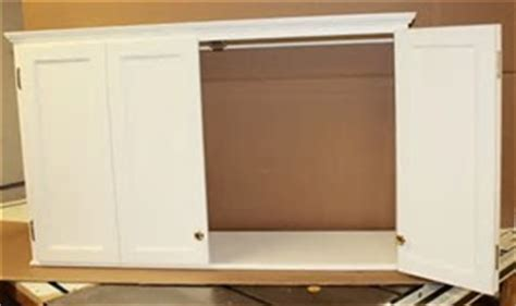 Tv Wall Cabinets For Flat Screens With Doors by Tv Wall Cabinet With Doors Newsonair Org
