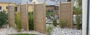 Brise Vue Sur Pied : brise vue piscine et jardin ~ Premium-room.com Idées de Décoration