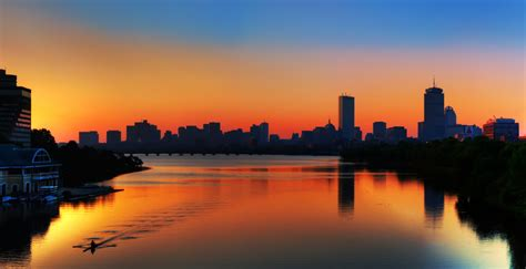 sunrise over the charles - for Ron {explored} | Happy ...