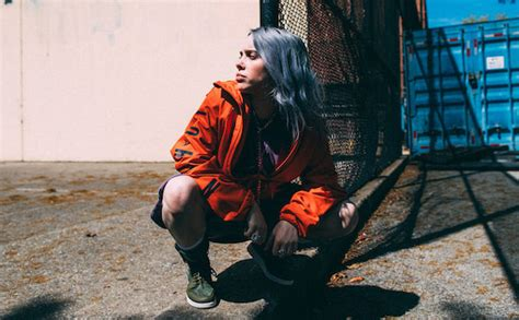 billie eilish  nikes  air jordans coup de main magazine
