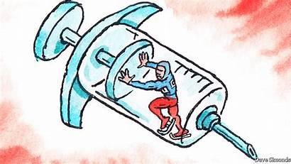 Doping Sports Stop Competition Unfair Economist Icon