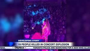 19 dead in explosion at Ariana Grande concert in Manche ...