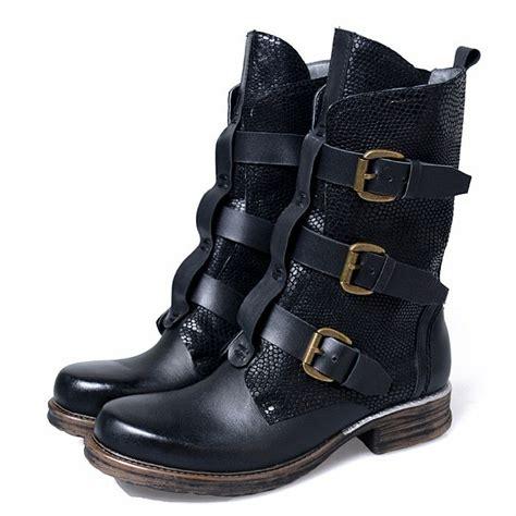 womens motorcycle boots ideas  pinterest