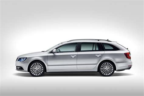2013 Skoda Superb - Facelift
