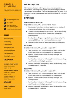 Downloadable Resume Layouts by 40 Modern Resume Templates Free To Resume Genius