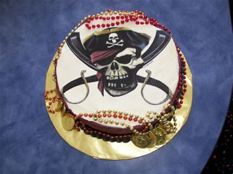 dreaming  buttercream pirates   caribbean