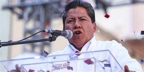 David monreal is organizing this fundraiser. Encabeza David Monreal preferencias para la gubernatura de Zacatecas