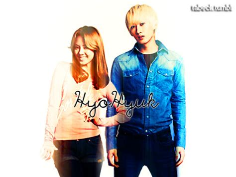 hyohyuk couple