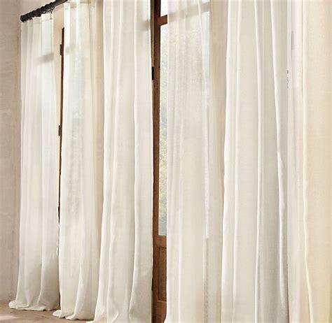 best 25 restoration hardware curtains ideas on