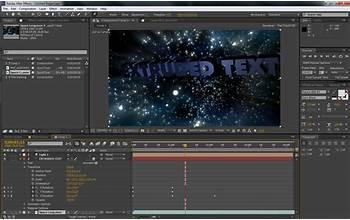 Adobe After Effects screenshot #6