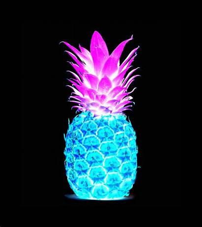 Pineapple Pop Vibrant Instant Pink Digital Aqua